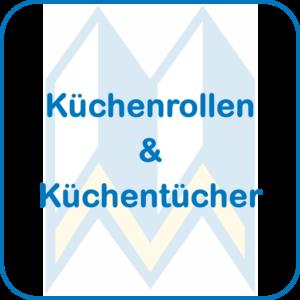 Küchenrollen und Küchentücher