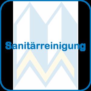 Sanitärreinigung